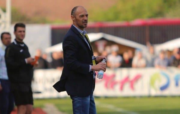 """Bogdan Andone: """"Dedic victoria suporterilor, băieții mei au dat dovadă de determinare"""""""
