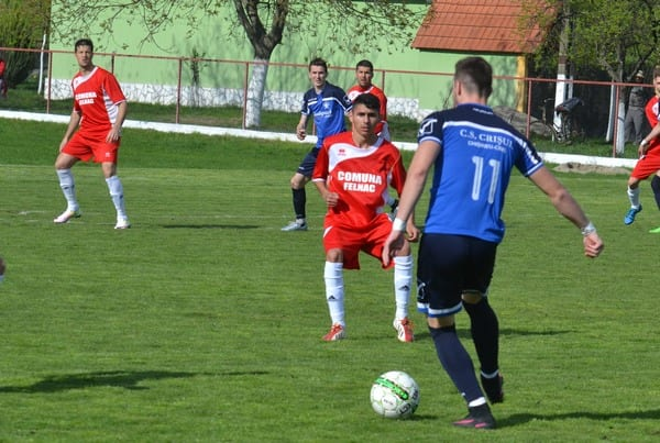 Pauza, un sfetnic bun: Victoria Felnac – ACS Socodor   2-0