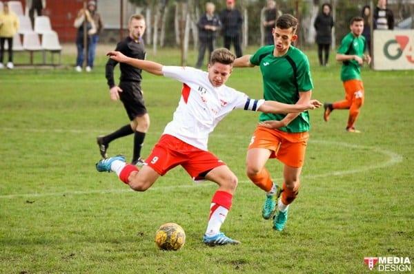 Aproape campioni: Ardealul Cluj – UTA Under 17   1-2