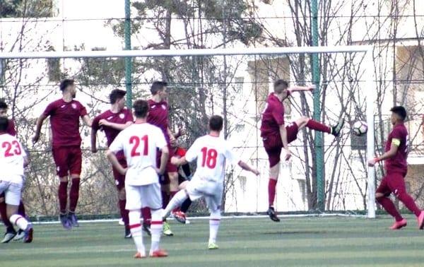 Livetext, semifinala Cupei României Under 19: CFR Cluj – UTA 0-1, final! Arădenii joacă finala în deschiderea seniorilor