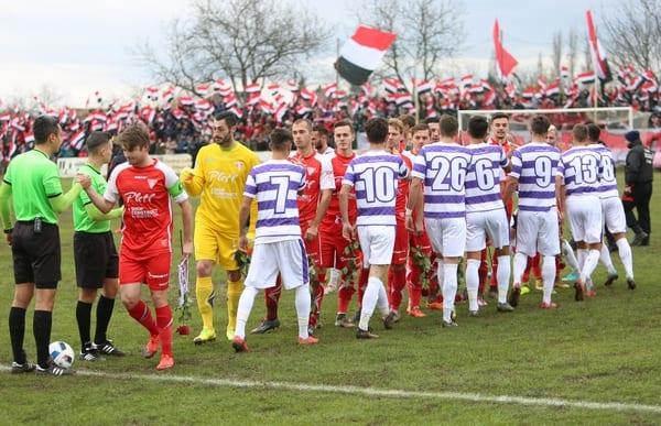 Chindia – UTA, în prima etapă a Ligii a II-a! Derby-ul cu ASU se joacă în runda a 12-a, la Timișoara
