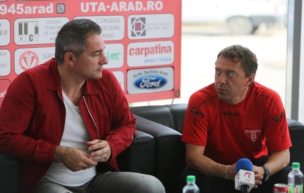 """Suporterii așteaptă numele noului antrenor, UTA face radiografia sezonului trecut: """"Condiții de performanță fără bani din partea autorităților în 2017"""""""