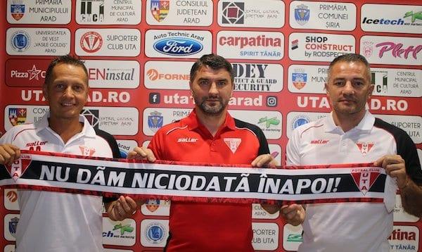 A venit confirmarea oficială: Adrian Mihalcea este noul tehnician al ˝Bătrânei Doamne˝