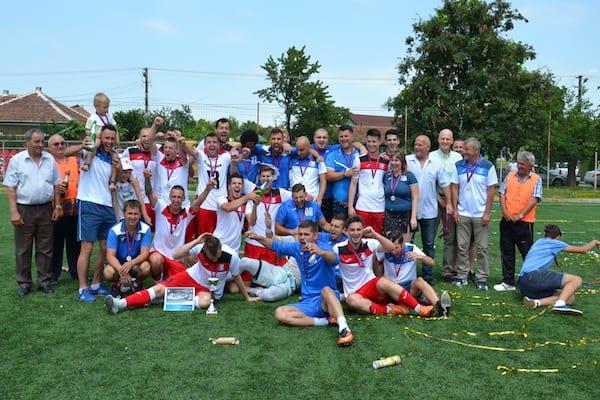 Rezultatele ultimei etape a Ligii a 4-a: 43 de goluri în dimineața câștigării titlului de către Lipova