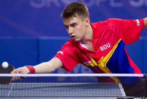 Arădeanul Mladin, de patru ori pe podium la Balcaniada de tenis de masă