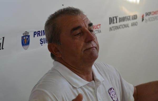 """Ionuț Popa și-a ras mustața și…năravul?: """"Felicit toți arădenii care au fost aproape de această echipă și, fără ironie, vă jur că țin cu UTA"""""""