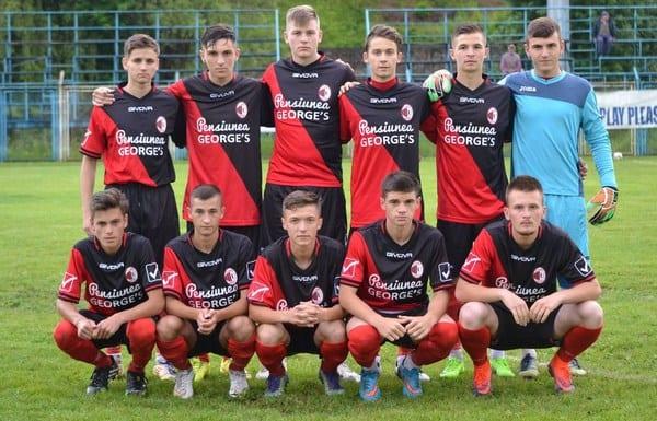 """Stanciu oferă minge de meci """"roș-negrilor"""" în interjudețeana juniorilor A1: CS Zlatna – Unirea Sântana  0-1"""