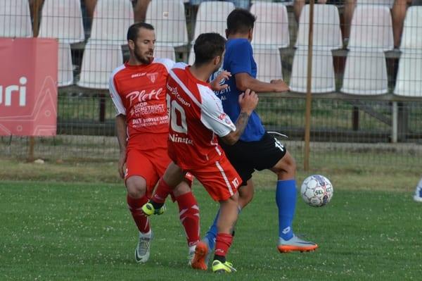"""Macedonianul Asani se impune în """"alb-roșu"""": """"La UTA, pentru a juca în Liga 1"""""""