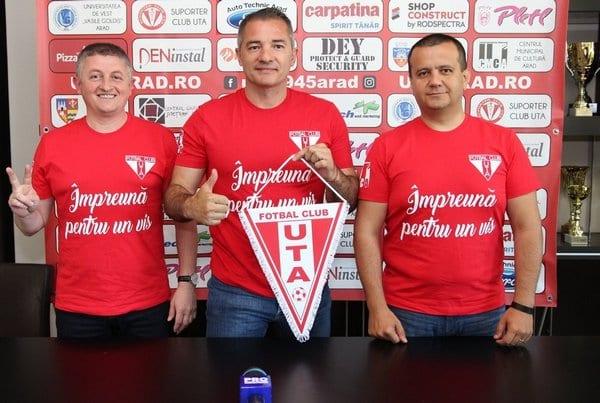 """Mai sunt două săptămâni până la debutul noii ediții a ligii secunde, iar UTA încă așteaptă să scape de """"coada"""" Bătrâna Doamnă la Federație"""
