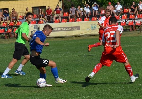 Succes clar în cel de-al doilea amical al verii: UTA – Szeged   2011  3-0