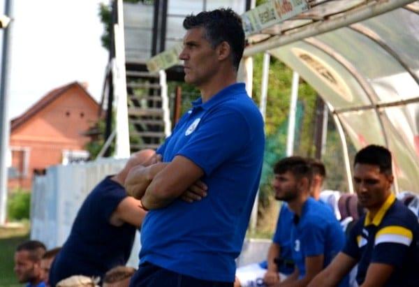 """Chița, la prima victorie într-un meci oficial la Sebiș: """"Nu s-a pus problema câștigătoarei la Diosig, dar vreau să creștem calitatea jocului"""""""