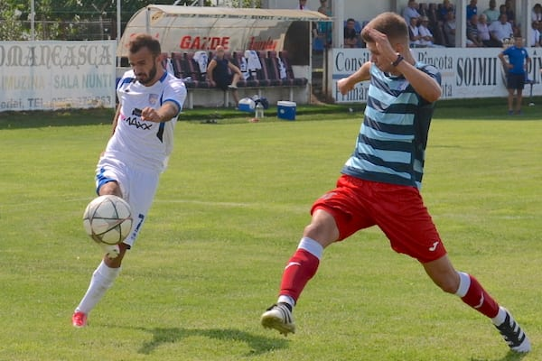 Livetext, ora 17.00: Național Sebiș – Șoimii Lipova 1-0, final