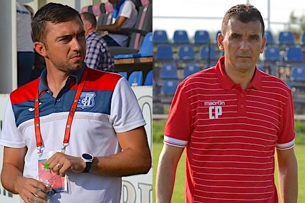 """Sabău: """"Efort extraordinar contra unei echipe bune, dar încă nu avem experiență la acest nivel"""" v.s. Petruescu: """"Atitudinea băieților ne dă speranțe"""""""