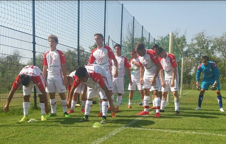 Au predat la Academie: Gyula – UTA Under 19  1-4