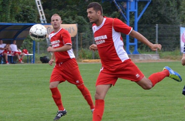 Glonțul a ferit viceliderul: Victoria Felnac – Unirea Sântana 0-0