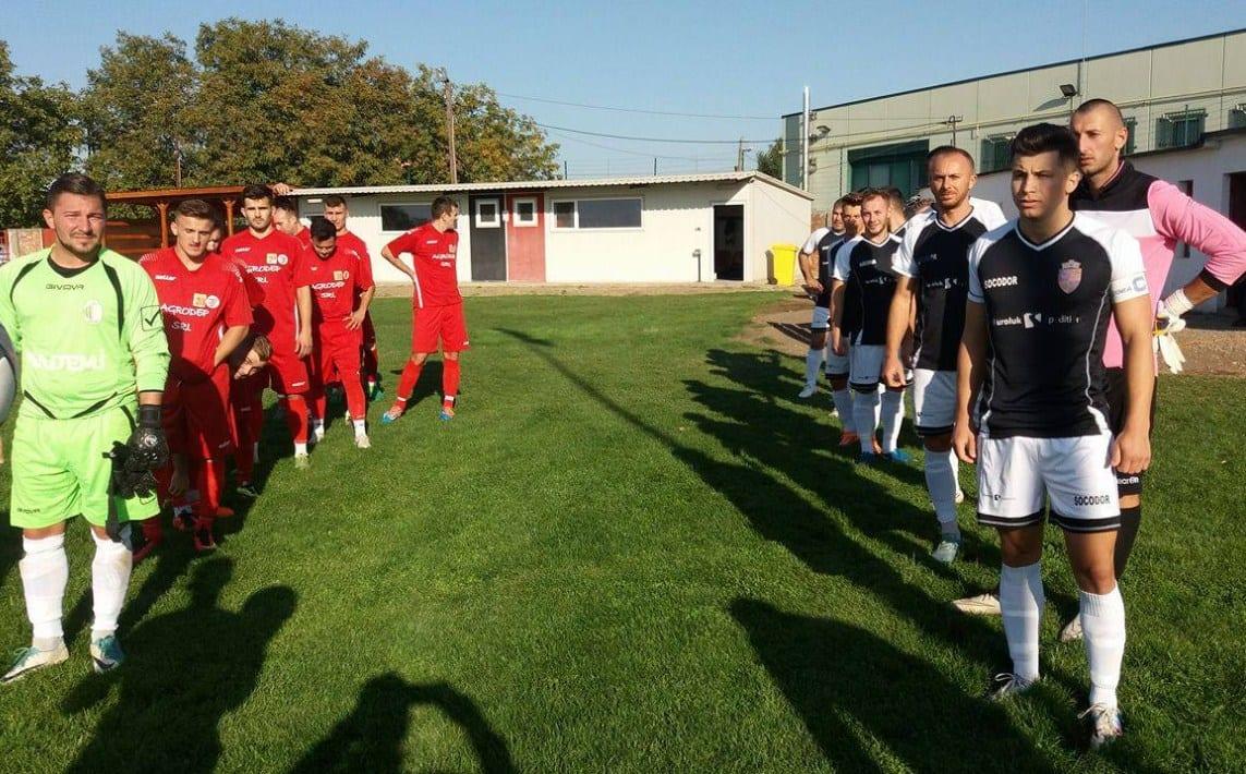 Capătă, omul decisiv în: Unirea Sântana – ACS Socodor 5-0