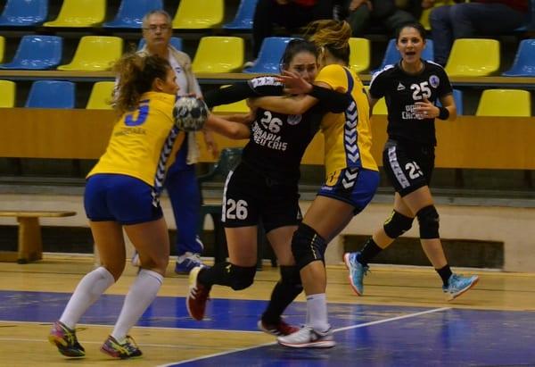Handbalistele lui Titi Ionescu au prins gustul succesului acasă: Crișul Chișineu Criș – CSU de Vest Timișoara  35-31