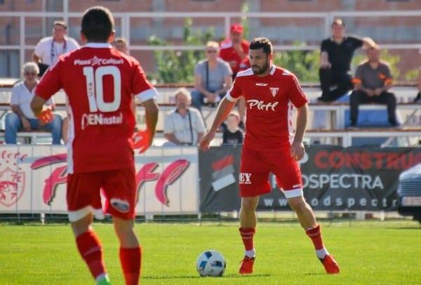 """Manea, fundaș dreapta după doi ani: """"Orice meci devine crucial pentru noi, inclusiv cel de Cupă"""""""