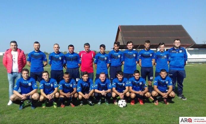 Liga VI-a, etapa a 5-a: Din două derby-uri doar cel de la Șiria s-a terminat! Sântana a părăsit terenul înainte de pauză la Pilu