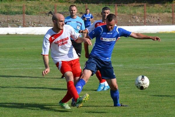 Liga a V-a Arad: Turnu s-a apropiat de Macea după derby-ul din weekend, doar Pîncota și Buteni rămân neînvinse