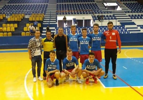 Șimandul debutează acasă în noua ediție a campionatului național Under 19 la futsal