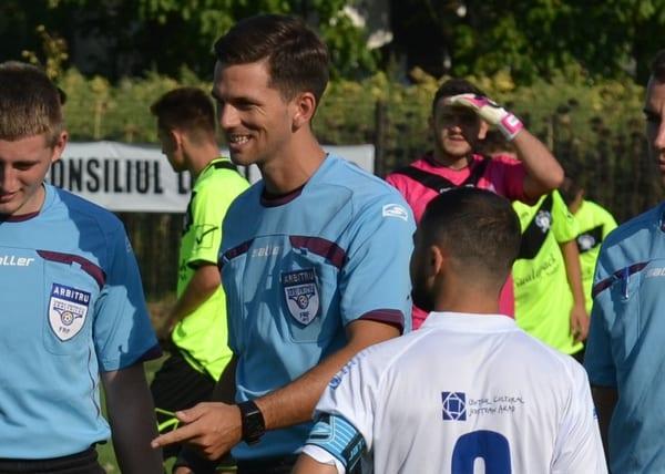 Liga a IV-a, etapa a doua: Divizionarul Mircea Ardelean fluieră derby-ul Ineu – Păuliș