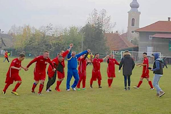 Apostol și Ando nu au avut milă de foștii colegi în derby: CS Dorobanți – Înfrățirea Iratoșu  1-3
