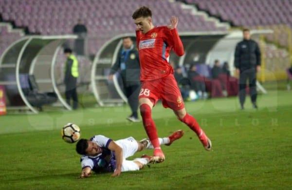 Cupa României, optimi de finală: Hermannstadt salvează onoarea divizionarelor inferioare, FCSB nu a avut probleme cu teamul lui Ionuț Popa