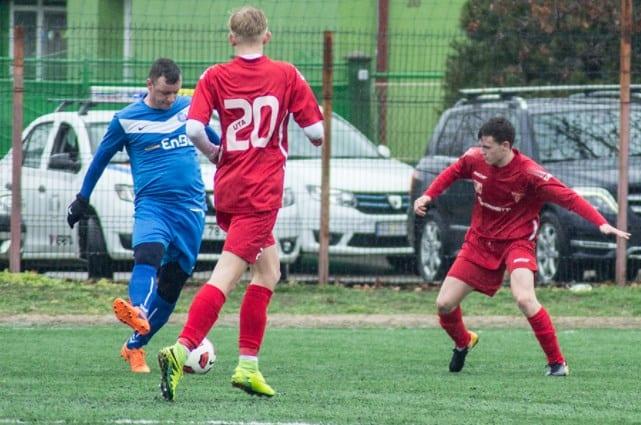 A decis Pavel de la punctul cu var: CS Ineu – Victoria Zăbrani  0-1