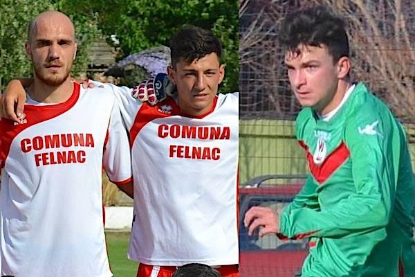Rotar și Maxim, din nou în tricoul Felnacului! Șule a mai adus și alți fotbaliști din zonă, dar și pe juniorul Onețiu de la Bekescsaba