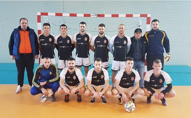 Campionatul județean de futsal: Socodorul și-a tăiat partea leului la Satu Nou