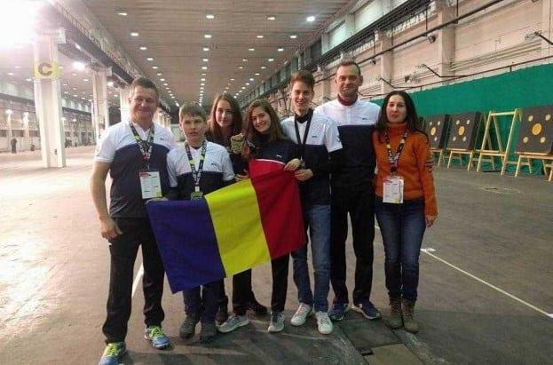 Arcașii din Chișineu Criș au țintit trei titluri europene la Budapesta