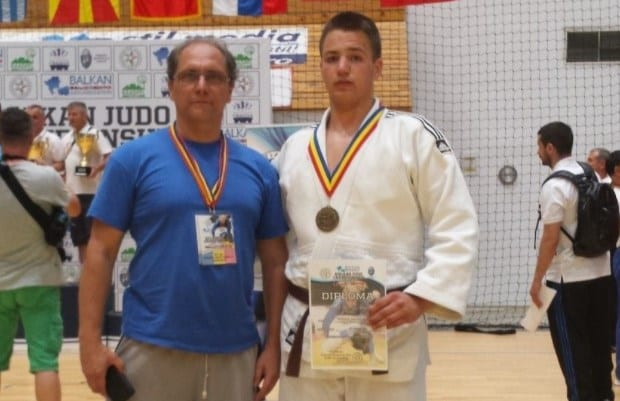 Judoka Marc Boldiș e campion național de juniori I, Nagy și  Bogoș – medaliați cu bronz
