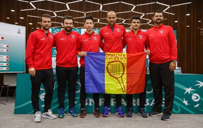 Arădeanul Copil – decisiv în întâlnirea de Cupa Davis cu Marocul