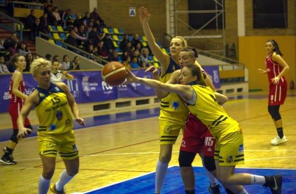 FR Baschet ține în viață sezonul, echipele fără șanse la medalii au dorit să intre în vacanță mai repede! Joi se (re)joacă FCC ICIM – SCM Timișoara