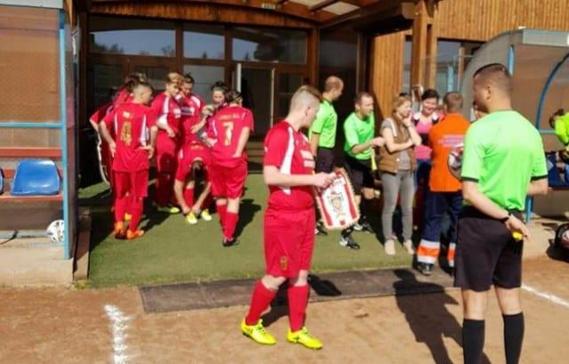 Ambele echipe de fotbal feminin ale Aradului au pierdut în deplasarea: AC Piroș Security spune adio promovării!