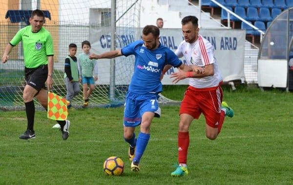 Livetext, ora 17: Național Sebiș – Lunca Teuz Cermei   3-0, final