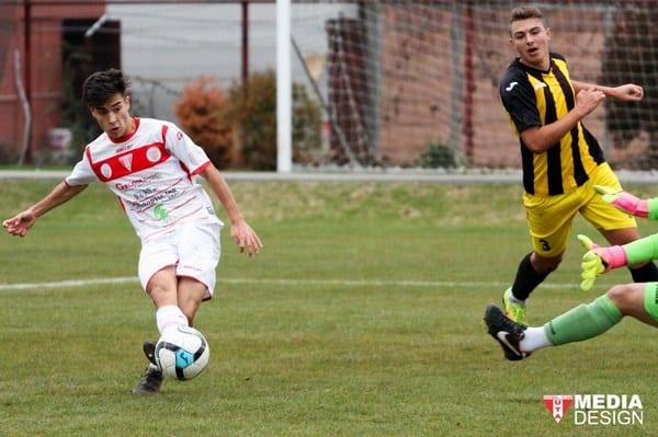 Încălzire pentru derby cu o altă echipă din Oradea: UTA Under 19 – Luceafărul 5-0