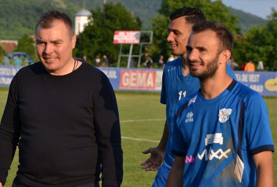 """Cojocaru: """"Sebișul – formație respectată și temută la nivelul Ligii a 3-a, cu – poate – cel mai bun parcurs în retur"""""""