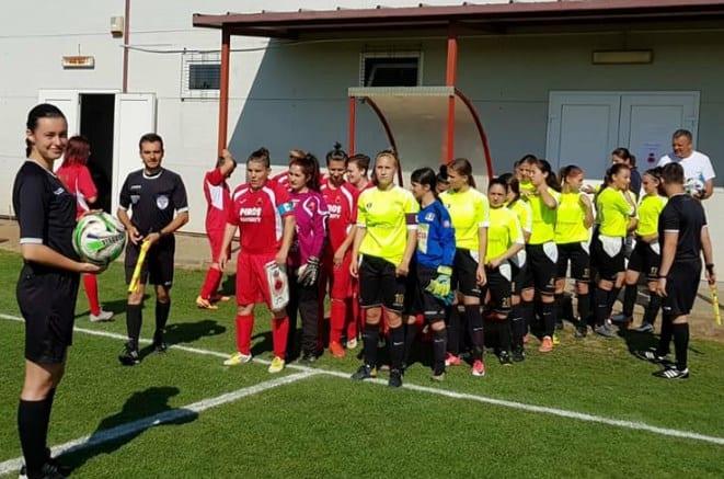 Pas hotărât în semifinalele Cupei României: AC Piroș Security – Navobi Iași 7-1