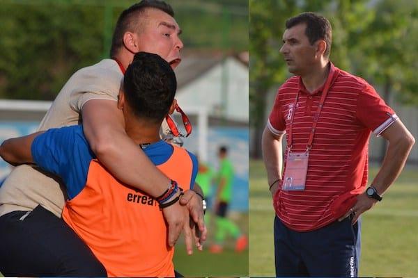 """Puncte mari la Sebiș chiar de ziua lui Cojocaru: """"Le mulțumesc băieților, au jucat de nota 10"""" v.s. Petruescu: """"Echipa ce și-a dorit mai mult a câștigat"""""""
