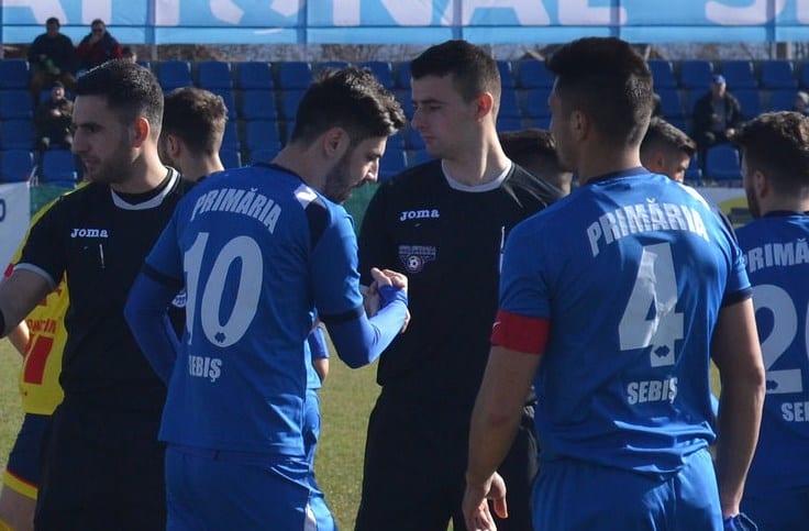 Puncte și orgolii mari în Sebiș – Lugoj, cu toate că ex-ul Velici nu mai crede în șansele de promovare ale combatantelor de vineri