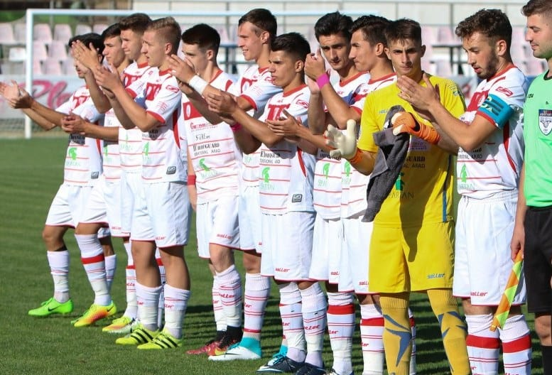 Loteria penalty-urilor barează drumul spre finală: UTA U19 – Gaz Metan Mediaș 4-5 d.p. (1-1)
