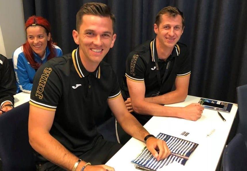 """Arbitrii de Liga 2-a ai Aradului au condus 24 de meciuri la """"Lennart Johnsson Academy Trophy""""! Bălă – tușier în finala Barcelona – Anderlecht"""