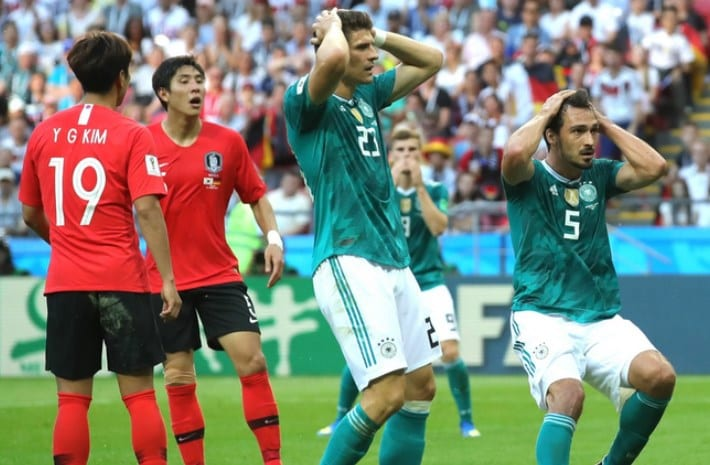 Istoria lovește implacabil Mannschaft-ul: Mondiale – pierdut campioană! Sârbii plătesc cu eliminarea eșecul cu Elveția