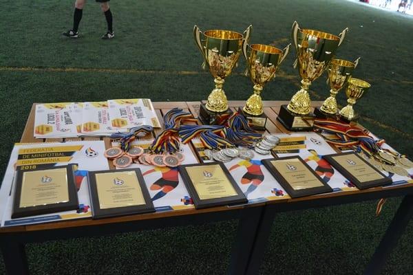 Zona de mini-fotbal de la Arad în imagini!