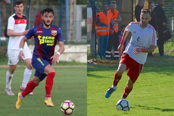 După junioratul la Liberty Salonta și patru ani la FC Bihor, Mădălin Popa și Andrei Sulea se reîntâlnesc la Lipova! Iliescu a ajuns la Oțelul