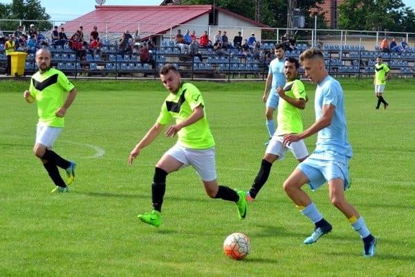 Livetext, barajul de promovare în Liga a 5-a: Podgoria Șiria – Villa Gurba 1213, scor final 5-0