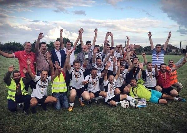 Liga a V-a Arad, ultima etapă: Speranța Turnu – cea de-a doua promovată, Pîncota a terminat sezonul cu 111 de goluri marcate