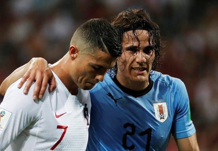 """După Messi și Ronaldo și-a găsit """"naș"""" din atacul lui PSG: Cavani trimite și campioana europeană acasă!"""